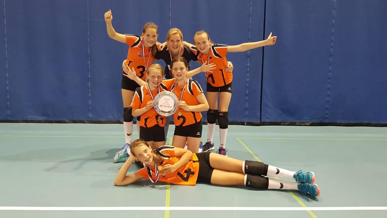 Wat een toppers!!! Dynamo CMV6 Nederlands Kampioen!