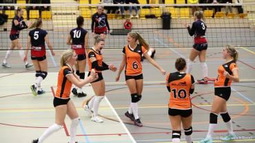 Dynamo dames 1 klaar voor de Topdivisie!